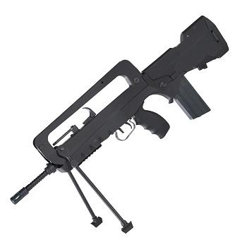 FAMAS F-1 (NylonFiber) AEG Set - Black