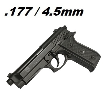 SWISS Arms SA 92 Co² Pistole NBB (Nylon Version) 4.5mm BB