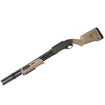 C.M. M870 SGA Shotgun - FDE