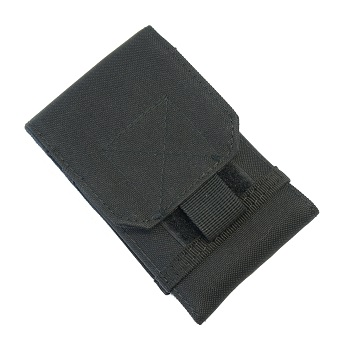 Smartphone Molle Pouch - Black