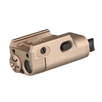 Element XC1 Pistol Flashlight (200 Lumen) - Desert