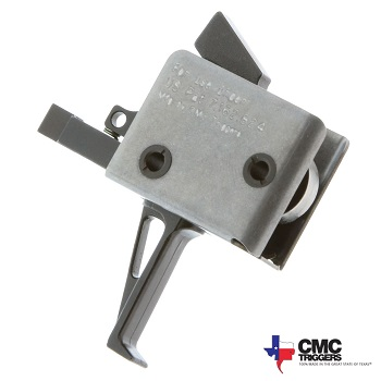CMC Triggers ® Drop-in Two Stage Trigger für AR-15 / M4 - Flat