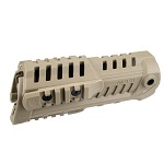 "Custom ""M4S1-Type"" Handguard/RIS Set - TAN"