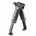 Tactical Bipod Foregrip - Black