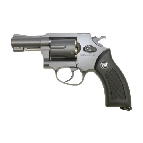 "WinGun M36 Sheriff 2.5"" Co² Revolver - Black"