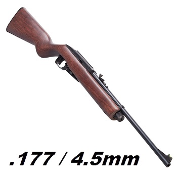 "Crosman Repeat-Air Co² Luftgewehr ""Wood"" 4.5mm Diabolo - 6.4 Joule"