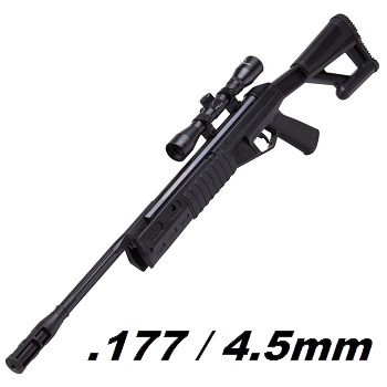 Crosman TR77NPS Tactical Luftgewehr 4.5mm Diabolo - 22 Joule