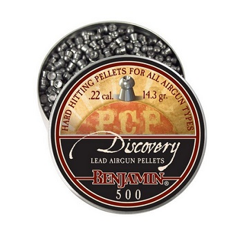 Crosman x Benjamin Hollow Point Diabolos 5.5mm - 500rnd