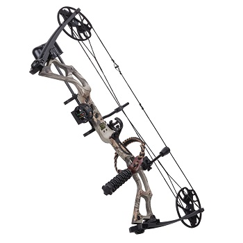 "Crosman Compound RH Bogen ""EOS Hunter"" - Camo Version"