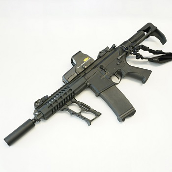 "Modify M4 XTC PDW QSC AEG ""BC Set\"" - Black"