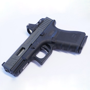 Custom WE G19 Gen. 4 SAI Tier 1 RMR GBB - Grey