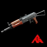 RA-Tech Custom WE AK74 UN GBBR (NPAS) - LVL 2