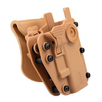 SWISS Arms Adapt-X Mod. II Universal LVL2 Holster - Coyote