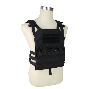 SWISS Arms JPC Plate Carrier - Schwarz