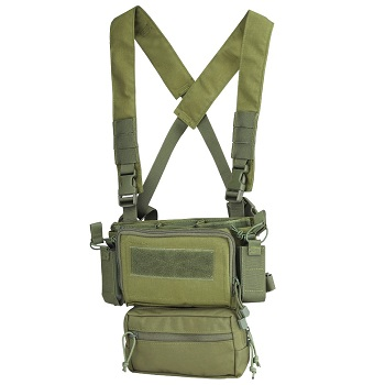 SWISS Arms Mini Rig Tactical Vest - Olive