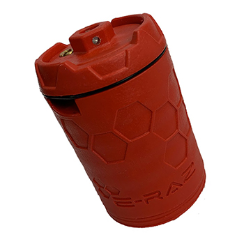 SWISS Arms x Z-Parts E-RAZ 2.0 Impact Grenade - Red