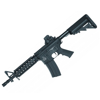 Colt M4 CQB AEG Set - Black