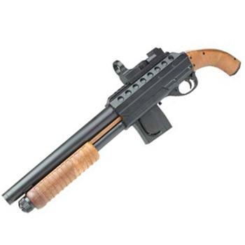 "Mossberg M500 ""Sawed off"" Spring Shotgun"