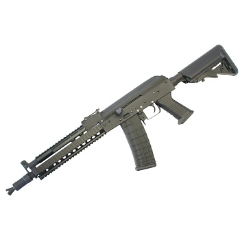 CYMA AK KTR Mod Stock AEG Set - Black