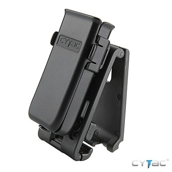 Cytac ® Universal Single Magazine Pouch - Black