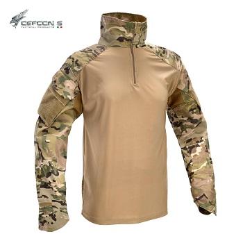 "Defcon 5 ® ACU Combat Shirt Mod.II ""MultiCam"" - Gr. XL"