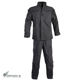 """Defcon 5 ® ACU/BDU Set Hose & Jacke """"Black"""" - Gr. XL"""