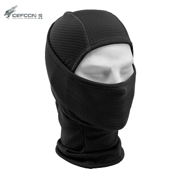 Defcon 5 ® Thermal Fleece MultiUse Balaclava - Black