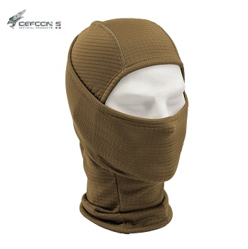 Defcon 5 ® Thermal Fleece MultiUse Balaclava - Coyote Brown