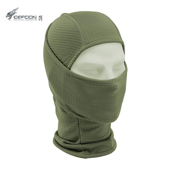 Defcon 5 ® Thermal Fleece MultiUse Balaclava - Olive