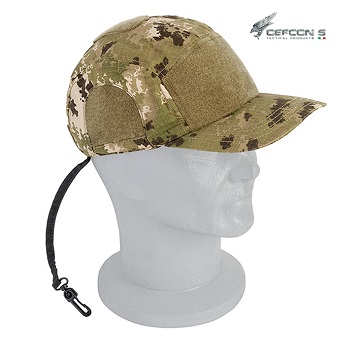 Defcon 5 ® Tactical Baseball Cap - MultiLand