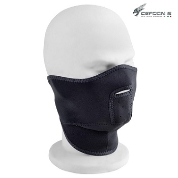 Defcon 5 ® Face Mask Neopren - Black