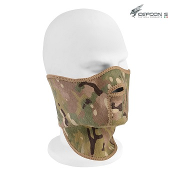 Defcon 5 ® Face Mask Neopren - MultiCam