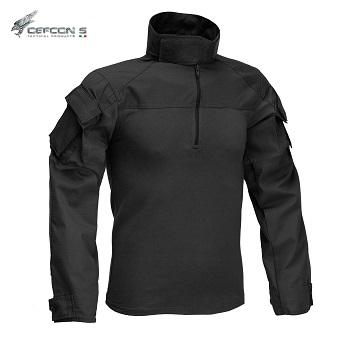 "Defcon 5 ® ACU Combat Shirt ""Black"" - Gr. S"