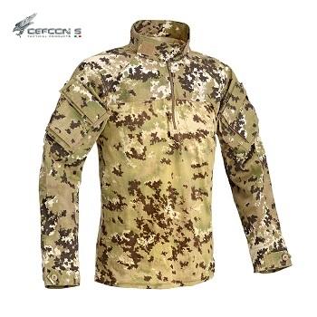 """Defcon 5 ® ACU Combat Shirt """"MultiLand"""" - Gr. L"""
