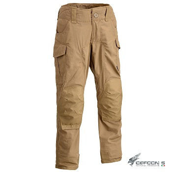 "Defcon 5 ® Advanced Tactical Pants ACU/BDU Hose ""Coyote Brown"" - Gr. L"