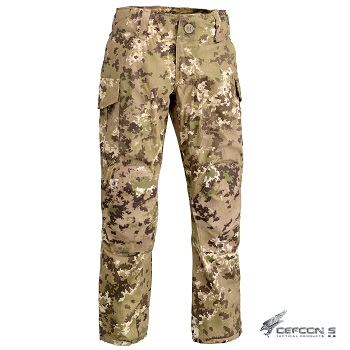 "Defcon 5 ® Advanced Tactical Pants ACU/BDU Hose ""MultiLand"" - Gr. XXL"