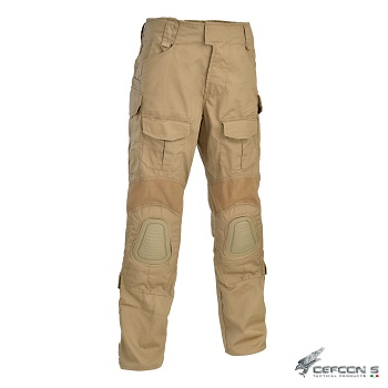 "Defcon 5 ® Gladio Tactical ACU Hose ""Coyote Brown\""- Gr. XL / W 36"