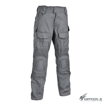 "Defcon 5 ® Gladio Tactical ACU Hose ""Wolf Grey""- Gr. XL / W 36"