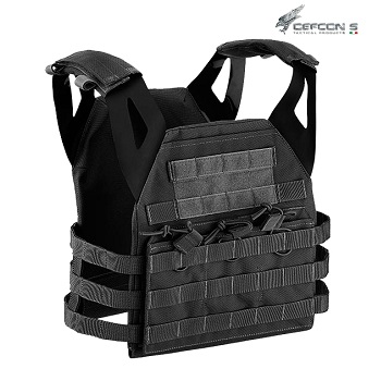 Defcon 5 ® Endurance Molle Plate Carrier - Black