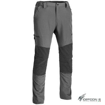 "Defcon 5 ® Kevlar-Verstärkte Hose ""Extreme Stretch"", Grey - Gr. S"