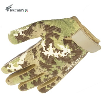 Defcon 5 ® Shooting Gloves, MultiLand - Gr. S