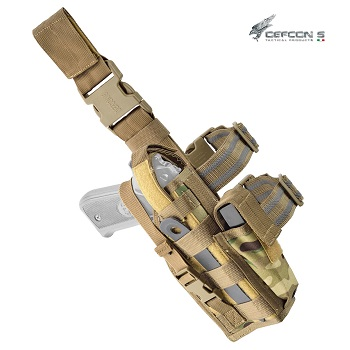 Defcon 5 ® Drop Leg Holster - MultiCam