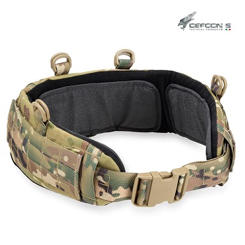 Defcon 5 ® Molle Belt - MultiCam