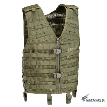 Defcon 5 ® Tactical MOLLE Vest - Olive