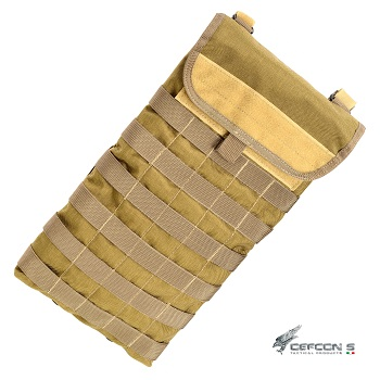 Defcon 5 ® Hydro Molle Pouch - Coyote Brown
