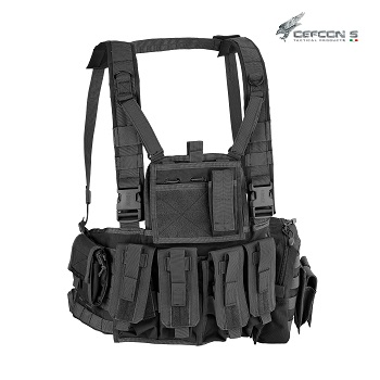 Defcon 5 ® MOLLE Recon Chest Rig - Black