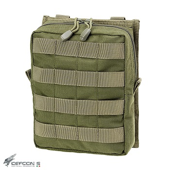 Defcon 5 ® Large Utility Molle Pouch - Olive