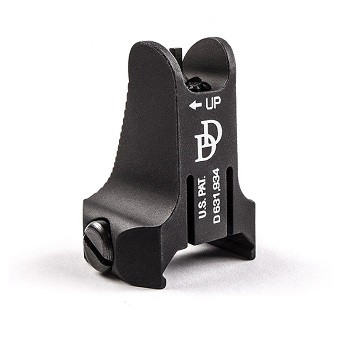 Daniel Defense ® Rail Mounted Fixed Front Sight - Black