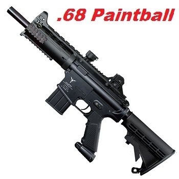 DP Dangerous Power M3-A1 Cal .68 Paintball Marker