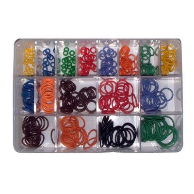 DYE Colored O-Ring Kit